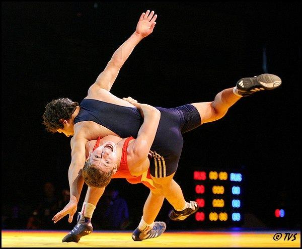 картинки борьбы спортивной